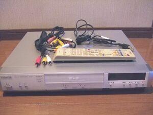 中古ケ66■RD-XS37■TOSHIBA HDD&DVDビデオレコーダー