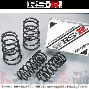 104131715 RS-R ダウンサス 1台分 (前後セット) アイシス ZGM15G 2ZR-FAE 09/9- 4WD T18W トラスト企画 トヨタ