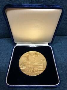 警視庁 立川警察署 落成記念 警察グッズ ノベルティ メダル