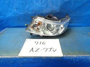 AZワゴン MJ23S 左ライト HID 100-59191