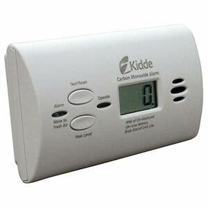 UL規格 アメリカK I DDE社一酸化炭素警報機2