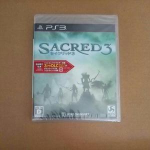 ◆PS3 スパイク・チュンソフト セイクリッド3