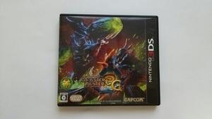 ◆Nintendo 3DS モンスターハンター3(トライ)G(通常版)