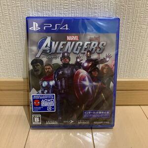 送料無料 新品未開封 PS4 Marvel's Avengers マーベル アベンジャーズ