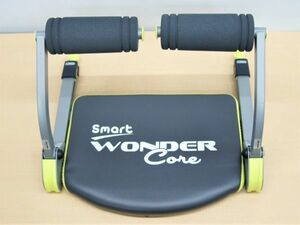 ☆【Shop Japan】ショップジャパン USED ◆ スマートワンダーコア 腹筋 運動 Smart WONDER Core (WCS-612-JCN4)◆◎管理20J092