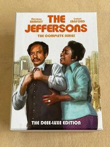 THE JEFFERSONS THE COMPLETE SERIES DVD BOX 輸入盤 ジャンク