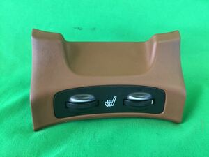 U0473 中古 希少 トヨタ ソアラ UZZ40 レクサス LEXUS SC430 平成13年 純正 シートヒーター スイッチ 58832-24010 58832-24020 動作保証