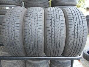 E721p 235/65R17 冬4本セット スタッドレス 235/65-17 235-65-17 ZEETEX ICE-PLUS S100 BMW ベンツ ボルボ
