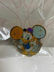 ピンバッチ バッジ Disney ドナルド 東京ディズニーシー 5周年 非売品