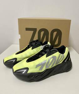 adidas Yeezy boost 700 MNVN FY3727 27.5 アディダス イージー ブースト ファスファー ☆ イエロー 黄色 シュプリーム ジョーダン ダンク