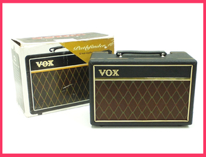 [N1011F] VOX Pathfinder 10 Model No.V9106 ギターアンプ 機材