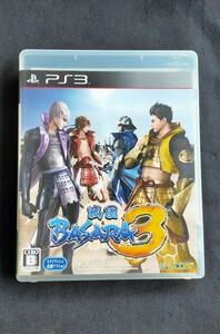 PS3ソフト戦国BASARA3