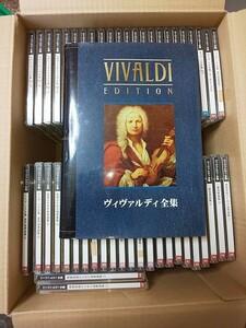 【CD】 ヴィヴァルディ 全集 48枚 セット 解説本つき