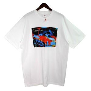 Supreme × Yohji Yamamoto シュプリーム × ヨウジヤマモト  20AW Game Over Tee ロゴTシャツ 商品番号:8056000068597