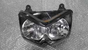 ニンジャ Ninja 250R EX250K-A32xxx の ヘッドライト 傷 *1602643172 中古