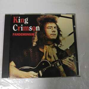 値下げ!キング・クリムゾン/Pandemonium(King Crimson)(コレクターズ・アイテム)