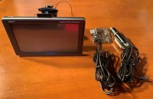 ユピテル YPB717P 7インチ ポータブルナビ 取締りレーダー付 動作確認済