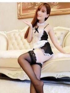 メイド メイド服 セクシー コスプレ ランジェリー コス コスチューム