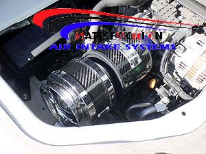 ★NEW! エブリイ DA17V SATISFACTION カーボンチャンバーエアインテークKIT