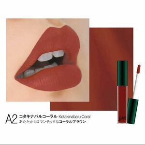 韓国コスメ bbia リップティント 新品未使用 A2 コーラルブラウン