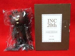 instinc toy/inc チョコレート/インスティンクトイ/ソフビ フィギュア