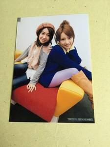 AKB48 So Long!ソーロング 店舗特典写真 大島優子/高橋みなみ 他にも出品中 説明文必読
