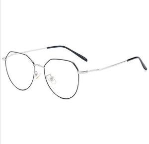 小顔ファッション眼鏡 ブルーライトカットメガネ 透明レンズ PCメガネ 新品