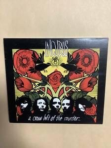 送料無料 インキュバス「A CROW LEFT OF THE MURDER…」2枚組 CD+DVD 輸入盤 デジパック仕様