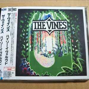中古CD THE VINES / ザ・ヴァインズ『HIGHLY EVOLVED』国内盤/帯有り TOCP66019【1081】