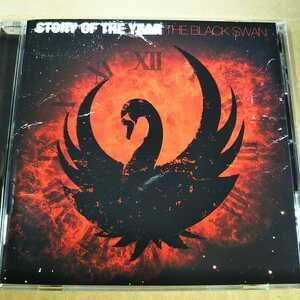 中古CD STORY OF THE YEAR / ストーリー・オブ・ザ・イヤー『THE BLACK SWAN』国内盤/帯無し EICP-996【1281】