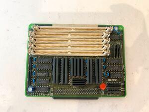 YI436★★NEC PC-9801FA 対応 BUFFALO EFA-8000 メモリボード