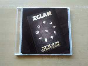 即決 X CLAN/XODUS(1992年)「Fire & Earth 100% Natural」「Foreplay」「A.D.A.M.」「F.T.P.」収録 90s OLD SKOOL East Coast