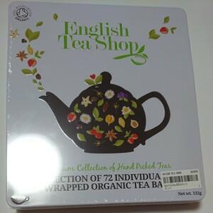 イングリッシュティーショップ 紅茶セレクション 72袋 ラグジュアリー