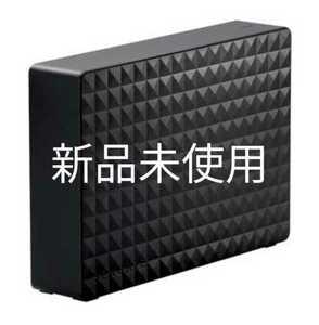 【新品】SGD-JMX040UBK Seagate 外付けHDD 4.0TB