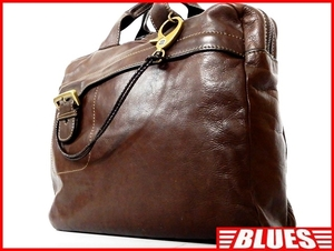 即決★loyd maish★オールレザービジネスバッグ ロイドマイシュ メンズ こげ茶 ブラウン 本革 かばん 本皮 通勤 出張カバン 書類鞄