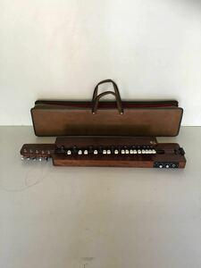スズキ 大正琴 ハードケース 和楽器 琴伝流 五弦 スタンダード 初心者 和楽器
