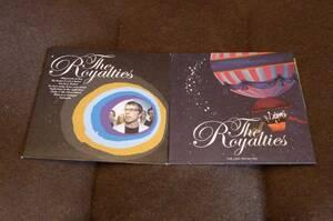 The Royalties アルバム国内盤セット / ノルウェー, Riddim Saunter, Keishi Tanaka, Sondre Lerche