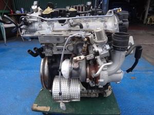 VW ザ ビートル 16CPL 2.0 ターボ E/G エンジン ABA-16CPL [8230]