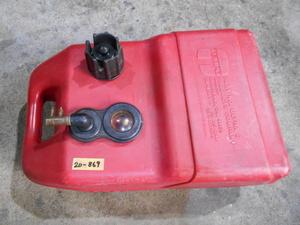 20-869 TEMPO/ темп   Подвесной лодочный мотор  использование  Подвесной лодочный мотор  использование   бензин  топливный бак  (  смола / плюс  Чик  произведено  )   примерно  23L  Прогулочный катер,  Японский катер,  Яхта  и т.д.