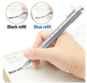 h1602 ノギス付きボールペン 多機能ペンクリエイティブスクールギフト