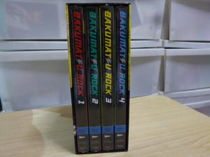 幕末Rock 初回 全巻セット Blu-ray ブルーレイ