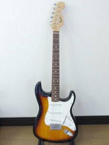 Squier by Fender BULLET STRAT Stratocaster Rosewood 3 Tone Sunburst 2007