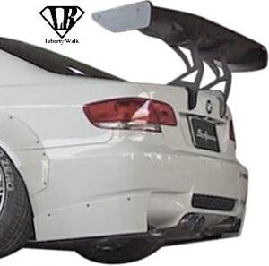 【M's】 E92 BMW M3 クーペ (2007y-2013y) Liberty Walk LB カーボン リアウイング Ver.1 // CFRP リバティーウォーク リバティウォーク