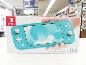 【未使用】 ニンテンドー Nintendo Switch Lite [ターコイズ] HDH-S-BAZAA