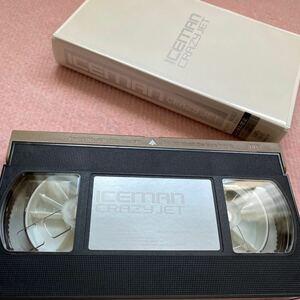 ICEMAN CRAZY JET ミュージックビデオ VHS版