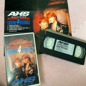 access LOOKING 4 REFLEXIONS Ⅱ ミュージックビデオ VHS版