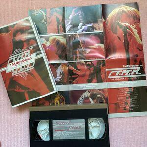 T.M.Revolution LIVE Revolution2 維新LEVEL→3 VHS版