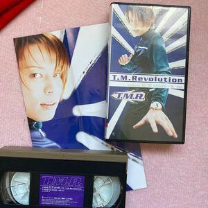 T.M.Revolution VIDEO維新LEVEL→3 ミュージックビデオ VHS版
