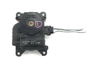 _b41845 ダイハツ タント X UA-L350S エアコンサーボ モーター (1) 063700-8320 カスタム L360S