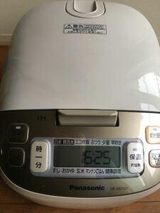 Panasonic SR-HD101-C 5.5合炊き